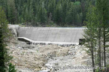 Summerland's reservoirs continuing to spill – Summerland Review - Summerland Review