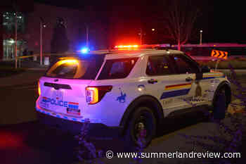 Reported vehicle theft part of overnight crime spree in the Shuswap – Summerland Review - Summerland Review