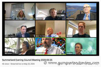 Summerland council cost over $136000 in 2020 - Summerland Review