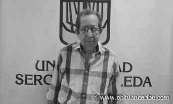 Falleció el abogado Wenceslao Mestre, docente de la Sergio Arboleda de Santa Marta - Opinion Caribe