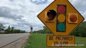 New speed signs installed in North Battleford - battlefordsNOW