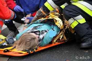 Cannes. Une femme se jette d'un immeuble et survit à une chute de 5 étages - actu.fr
