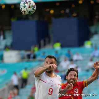 Live- EK voetbal: Wales en Zwitserland rusten bij 0-0
