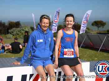 Bognor's female athletes fly the flag - and cover the miles - Midhurst and Petworth Observer