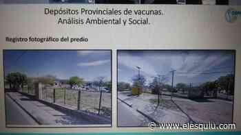 Construirán un depósito de vacunas en el Hospital San Juan Bautista - Diario El Esquiu