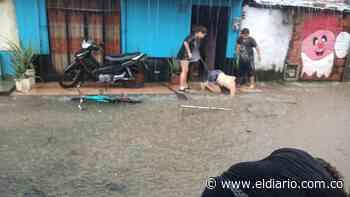 Fuertes lluvias provocan inundaciones en La Virginia y Caimalito - El Diario de Otún