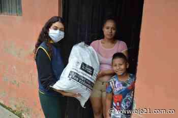 Continúan llegando ayudas humanitarias a damnificados de la Virginia - Eje21