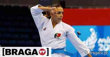 Patrícia Esparteiro do SC Braga de fora dos Jogos Olímpicos de Tóquio - Braga TV