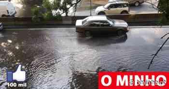 CDU diz que impacto das chuvas na cidade de Braga reforça necessidade de manutenção - O MINHO
