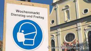 Frankenthal: Keine Maskenpflicht mehr in City – Stadt weist auf Ausnahme hin - ludwigshafen24.de