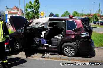 Medizinischer Notfall? – Drei Verletzte nach Unfall in Fritzlar - Hessennews TV