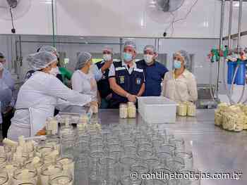 Em inauguração de fábrica de palmitos, Mailza destaca um Acre que dá certo com Gladson - ContilNet Notícias
