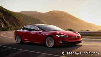Tesla Model 3 spotted in India ahead of launch
