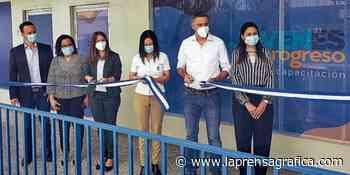 Fundación Calleja inaugura centro de capacitación - La Prensa Grafica