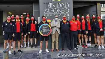 Día de descanso Visita de la seleccción a la Fundación Trinidad Alfonso - Levante-EMV