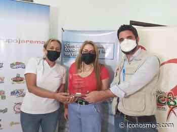Grupo Jaremar es reconocida por fundación Llaves al luchar contra vih - Iconos Mag
