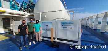 Fundación Valenciaport retoma la medición de emisiones de cinco buques de Baleària - PortalPortuario
