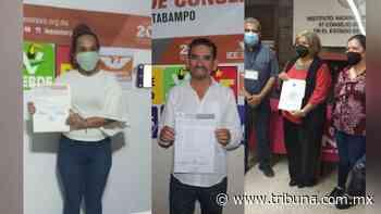 'El Profe' 'Chuy' Flores Recibe la constancia de Mayoría en Huatabampo - TRIBUNA