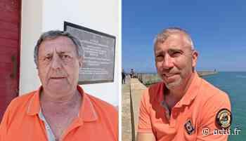 SNSM : un nouveau patron pour les sauveteurs en mer de Dieppe - actu.fr