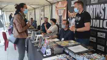 Comics, mangas... À Dieppe, le festival de bande dessinée Station bulle… néaire fait le plein - Paris-Normandie