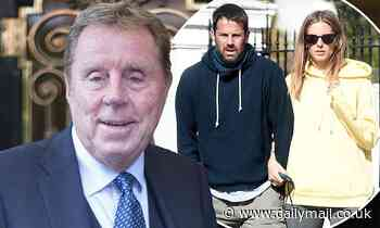 Harry Redknapp reveals he's 'excited' to be a granddad'