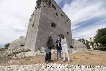 Oropesa del Mar y la Diputación trabajan en un plan para remodelar la Torre del Rey - Castellón Información