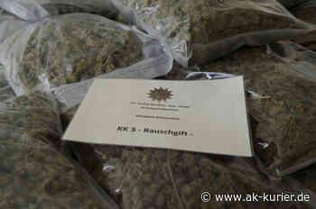 Windeck: Cannabisplantage in Wohnhaus entdeckt - AK-Kurier - Internetzeitung für den Kreis Altenkirchen