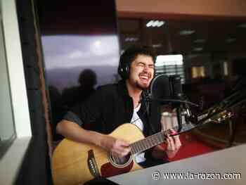 Nico Peña: 'Me encantaría poder vivir de la música' - La Razón (Bolivia)