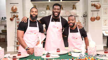 How Two NFL Pro Bowlers Became The Cupcake Guys - Sports Illustrated