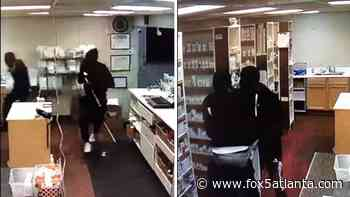 Police searching for suspects in Griffin pharmacy burglary - FOX 5 Atlanta