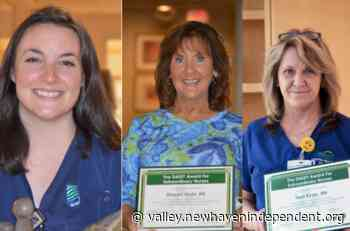 Griffin Health Nurses Honored With DAISY Award   Valley Independent Sentinel - Valley Independent Sentinel