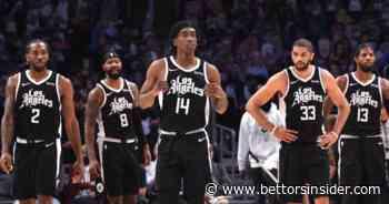 5 Thursday NBA Prop Bets: Fats picks Terance Mann, Blake Griffin, Jrue Holiday, Paul George, Royce O'Neale - Bettors Insider