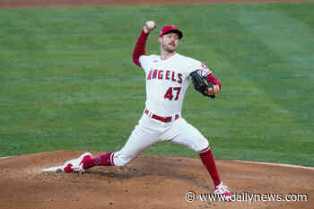 Griffin Canning continues solid work as Angels sweep Royals - LA Daily News