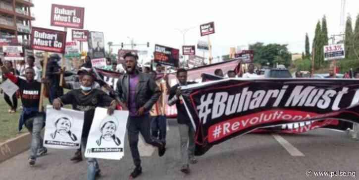 June 12: Police disperse protesting Shi'ites in Abuja