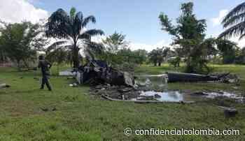 Cinco policías muertos deja accidente de helicóptero en Cantagallo, Bolívar - Confidencial Colombia