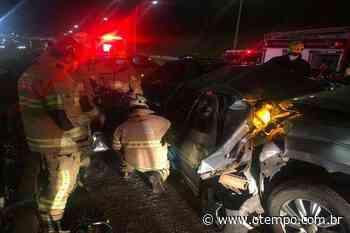 Adolescente que provocou acidente com morte em Vespasiano é indiciado - O Tempo