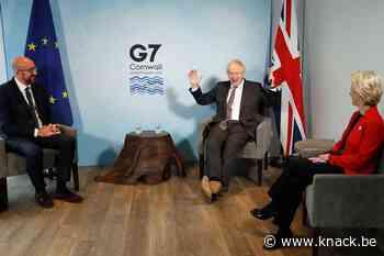 Brexit: Britse premier dreigt deel brexitprotocol op te schorten