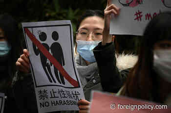 China's Popular Ta Shidai Feminist Dramas Can't Hide Beijing's Crackdown on Women's Rights - Foreign Policy