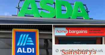 Major supermarkets issue product recalls over over food safety fears