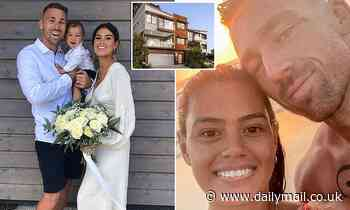 Anti-vaxxer footy star Bryce Cartwright and his ex-wife Shanelle sell Gold Coast $1.2million house