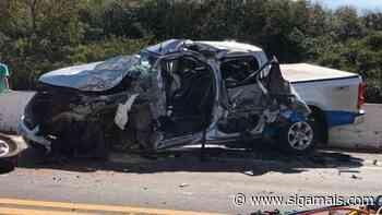 Morre condutor de camionete morador em Adamantina, vítima de acidente neste sábado na SP-294 - Siga Mais