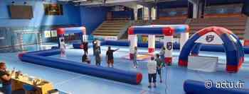 Handball. Le Saint-Marcel Vernon lance la caravane Handball'Eure - actu.fr