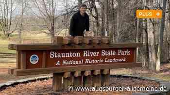 Augsburger Dominik Kulusic wanderte durch 39 State Parks in Amerika