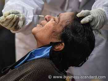 Telangana registers 1,771 fresh coronavirus infections, 13 deaths - Business Standard