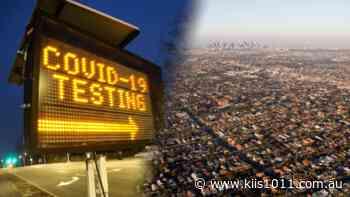 No Local Cases Overnight, Craigieburn Area Urged To Get Tested - KIIS1011
