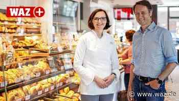 Neubau: Bäckerei Naber begrüßt viele Kunden in Bochum - Westdeutsche Allgemeine Zeitung