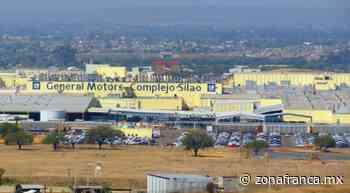 Paran en GM Silao por falta de componentes; recortan salario de trabajadores a la mitad - Zona Franca