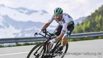Tour de Suisse: Kaum noch Chancen für Schachmann