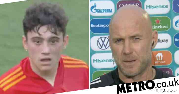 Wales caretaker boss Rob Page plays down Daniel James' angry reaction to being taken off against Switzerland
