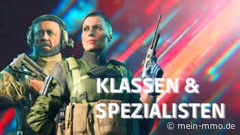Alle bekannten Klassen-Spezialisten in Battlefield 2042 und was sie drauf haben - Mein-MMO